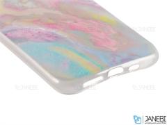 قاب ژله ای و پاپ سوکت آیفون Kenzo PopSocket Case iPhone 11 Pro Max