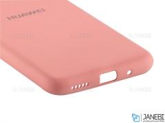 قاب محافظ سیلیکونی هواوی Silicone Cover Huawei Nova 5T