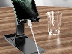 استند رومیزی موبایل و تبلت توتو Totu DCTS-14 Desktop Stand  دارای شیار جهت شارژ دستگاه های هوشمند