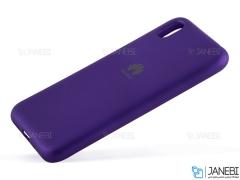 قاب محافظ سیلیکونی هواوی Silicone Cover Huawei Y5 2019