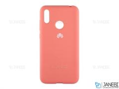 قاب محافظ سیلیکونی هواوی Silicone Cover Huawei Y7 2019
