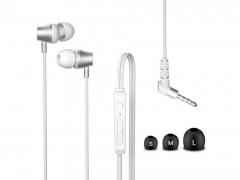 خرید هندزفری با سیم لنوو Lenovo QF320 Wired In Ear Headphones از جانبی