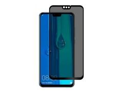 محافظ صفحه نمایش شیشه ای حریم شخصی هواوی Privacy TT Glass Huawei Y9 2019