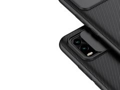 قاب محافظ نیلکین شیائومی Nillkin CamShield Case Xiaomi Mi 10 Youth 5G/Mi 10 Lite 5G