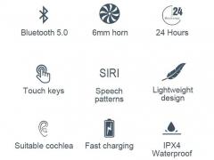 هندزفری بلوتوث لنوو Lenovo X18 TWS Earbods دارای قابلیت های متعدد