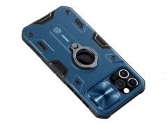 قاب محافظ حلقه دار نیلکین آیفون ۱۲ - Apple iPhone 12/12 Pro CamShield Armor Case