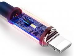 کابل هوشمند شارژ و انتقال داده لایتنینگ Mcdodo Auto Power Off Lightninig Data Cable 1.8m CA-460