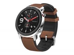 ساعت هوشمند شیائومی Xiaomi Amazfit GTR Stainless Steel 47mm