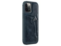 قاب محافظ چرمی نیلکین آيفون ۱۲ پرو مکس - Nillkin iPhone 12 Pro Max Aoge Leather Case