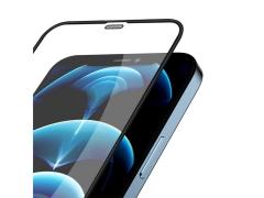 محافظ صفحه نمایش شیشهای نیلکین آیفون ۱۲ پرو مکس - Nillkin iPhone 12 Pro Max PC Full coverage ultra clear