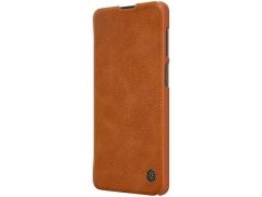 کیف چرمی نیلکین سامسونگ ام 51 - Nillkin Samsung Galaxy M51 Qin leather case