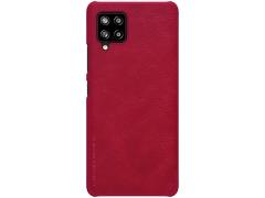 کیف چرمی نیلکین سامسونگ آ 42 5جی - Nillkin Samsung Galaxy A42 5G Qin leather case