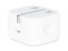 شارژر 20 وات اصلی اپل Apple 20W 3pin Power Adapter