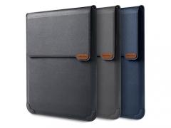 خرید کیف چرمی لپ تاپ 3 کاره 14 اینچی