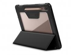کیف بامپردار تبلت سامسونگ اس 7 پلاس نیلکین Nillkin Samsung Galaxy Tab S7 Plus Bumper Leather Case