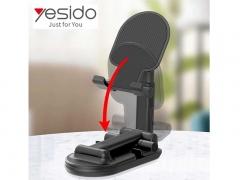 پایه نگهدارنده رومیزی تبلت و گوشی موبایل Holder Yesido C85