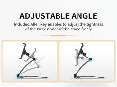 پایه نگهدارنده موبایل و تبلت راک مدل Rock Universal Adjustable Desktop Stans Suspensible