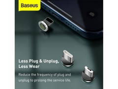 Baseus Zinc Magnetic Cable Kit 3A 1m