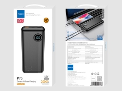 پاور بانک راک Rock P75 RMP0411 Camera PD Power Bank 20000mAh