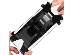 Usams US-ZJ053 Bicycle Silicon Phone Holder