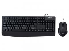 کیبورد و ماوس حروف فارسی تسکو TSCO TKM 8058 Keyboard & Mouse
