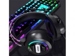 هدست گیمینگ باسیم لنوو Lenovo H401 gaming headset