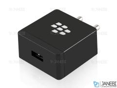 آداپتور اصلی فست شارژ بلک بری Blackberry Adapter Power A216