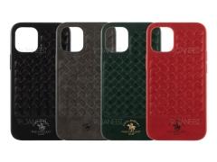 قاب محافظ چرمی پولو آیفون 12و 12 پرو - Polo Fyrste Case Apple iPhone 12 /12 Pro