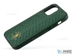 قاب محافظ چرمی پولو سامسونگ Polo Knight Case Apple 12 Pro Max