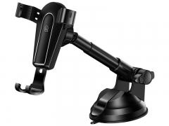 Usams US-ZJ056 Metal Stretchable Gravity Car Holder