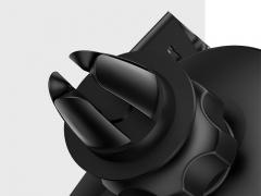 پایه نگهدارنده گوشی یوسامز Usams US-ZJ056 Metal Stretchable Gravity Car Holder
