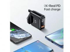 شارژر سریع و کابل شارژ مک دودو Mcdodo CH-723 PD+Quick Charge Travel Charger Set 18W