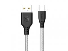 کابل شارژ تایپ سی و انتقال داده مک دودو Mcdodo Type-C Data Cable 20cm CA-517