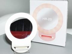 رینگ لایت موبایل Selfie Ring Light HR-20