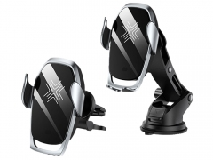 Rock W29 wireless Car Charger Kit Vent+Center Console