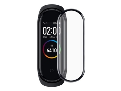 محافظ صفحه نمایش نانو دستبند سلامتی می بند ۵ Xiaomi Mi Band 5 Screen Protective Film