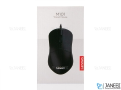 موس باسیم لنوو Lenovo M101 Wired USB Mouse