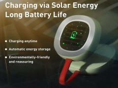 لامپ قابل حمل بیسوسBaseus In-Car Solar Reading Lamp CRYDD02-01