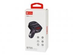 شارژر فندکی و اف ام پلیر پرووان ProOne BT05 Car Charger Wireless FM Transmitter