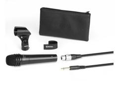 میکروفون باسیم دستی بویا Boya BY-BM57 Cardioid Dynamic Instrument Handheld Microphone