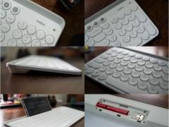 کیبورد شیائومی Xiaomi Miiiw MWBK01 wireless Bluetooth keyboard