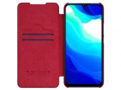 کیف چرمی نیلکین شیائومی Nillkin Qin Leather Case Xiaomi Mi 10 Youth 5G/Mi 10 Lite 5G