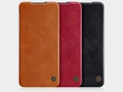 کیف چرمی نیلکین شیائومی Nillkin Qin Leather Case Xiaomi Poco 3X NFC