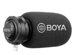 میکروفن شات گان لایتنینگ بویا BOYA BY-DM200 Lightning Microphone