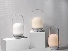 چراغ خواب بیسوس Baseus DGYB-A02 Moon-white Stepless Dimming Lamp
