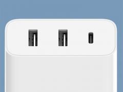 شارژر دیواری فست شارژ شیائومی Xiaomi 65W AD653 USB-A & USB-C Wall Charger