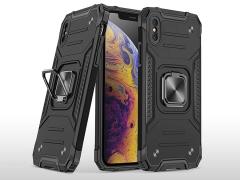 قاب محافظ حلقه دار آیفون Apple iphone X/XS Finger Ring Case