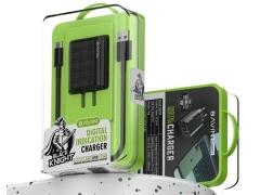 شارژر دیواری و کابل میکرو یو اس بی باوین Bavin PC316Y Micro USB Charger