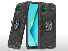 قاب محافظ حلقه دار هواوی Huawei P40 Lite/Nova 7i Finger Ring Case