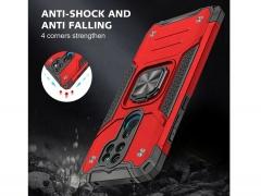 قاب محافظ حلقه دار شیائومی Xiaomi Redmi Note 8 Pro Finger Ring Case